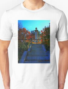 Mount Auburn: Stairs to Heaven T-Shirt