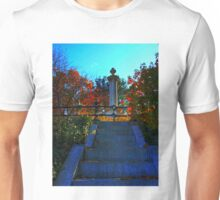 Mount Auburn: Stairs to Heaven Unisex T-Shirt