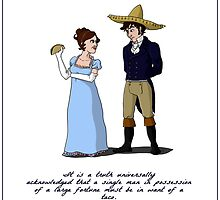 Pride and Prejudice and Tacos by mikaelaK