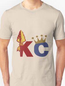 Kansas City Sports Hybrid funny nerd geek geeky T-Shirt