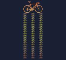 Bike Sunburst Kids Tee