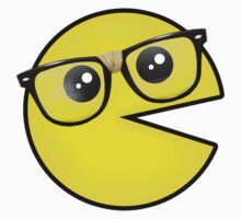 NERD PACMAN by Alee7