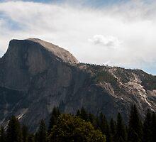 Half Dome Yosemite by Gary  Collins