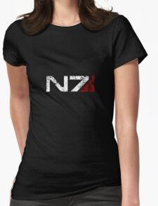 N7 Womens Fitted T-Shirt