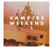 Vampire Weekend T-Shirt by razaflekis