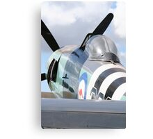 Sea Fury Canvas Print