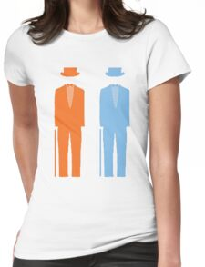 Dumb and Dumber 2 Womens Fitted T-Shirt
