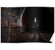 Underground Railway Model Poster