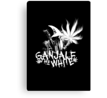 Ganjalf the White Canvas Print