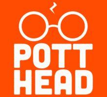 Pott Head Harry Potter Kids Tee
