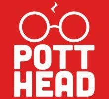 Pott Head Harry Potter Baby Tee