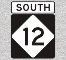 NC 12 - SOUTH Baby Tee