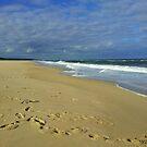 The Beach by dozzam