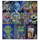 Muppet Doctor Who by lissyleem