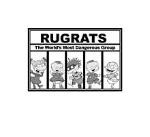 Rugrats N.W.A. by Cwaff123