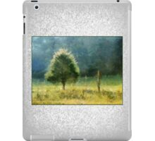 Cedar In Morning Light iPad Case/Skin