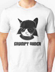 Grumpy Vader Unisex T-Shirt