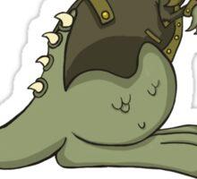 Like A Dino-SIR Sticker