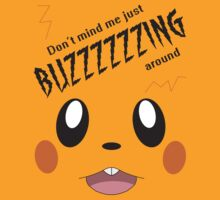 Buzzing Around! (Dedenne Pokemon) by ShivaShadowsong