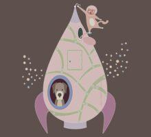 MAJOR TOM SPACE WALK  Baby Tee