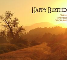 Happy Birthday - Card by Tracy Friesen