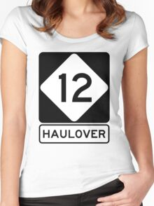 NC 12 - Haulover Women's Fitted Scoop T-Shirt