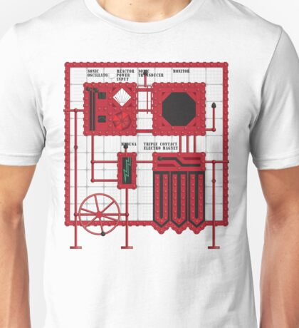 Rocky Horror Control Panel Unisex T-Shirt