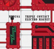 Rocky Horror Control Panel Sticker