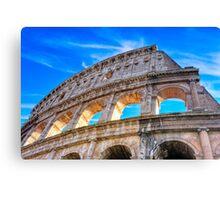 Roman Glory - The Colosseum Canvas Print