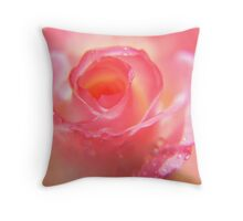 Divine Waltz Throw Pillow