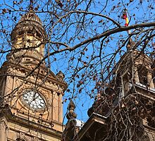 The Clocktower by John G Keogh