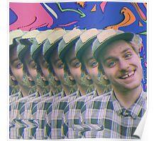 Trippy Mac Poster