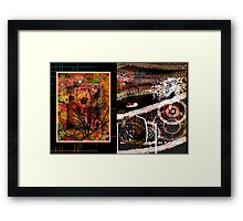 Dreams Of Color Framed Print
