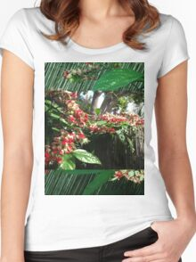 Spectacular Nature Women's Fitted Scoop T-Shirt