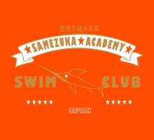 Free! Iwatobi Swim Club Shirt (Seijuro, Captain) orange by renotology