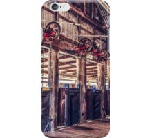 Woolshed Calender 12 iPhone Case/Skin