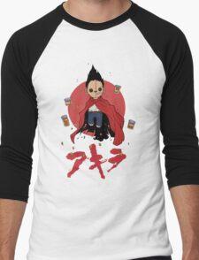 Tedsuo Men's Baseball ¾ T-Shirt