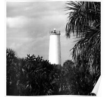 Egemont Key Lighthouse Poster