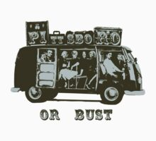Pittsboro Or Bust! Kids Clothes