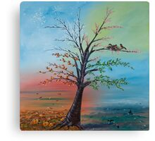 Seasons of Life Canvas Print
