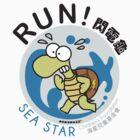 Sea Star Children's Foundation - RUN Challenge  by Kokonuzz