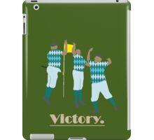 Golf victory! iPad Case/Skin