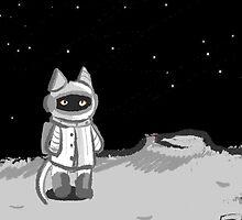 AstroCat by theladytoko