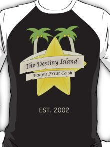 Kingdom Hearts - Paupo Fruit Co. T-Shirt