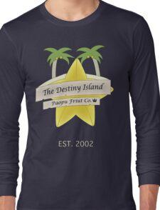 Kingdom Hearts - Paupo Fruit Co. Long Sleeve T-Shirt
