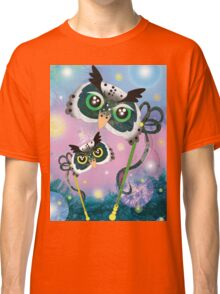 Dreamy Owls Classic T-Shirt