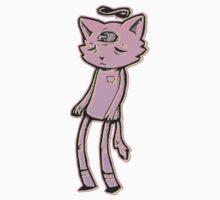 psychic cat II by scareakeets