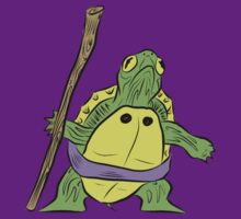 Hatchling Ordinary Ninja Turtles - Don by Michael Vincent Bramley