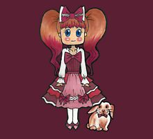 Sweet Lolita - No Text Womens Fitted T-Shirt
