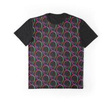 Distortion Alien Graphic T-Shirt